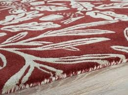 tapis oak crimson morris&co - avalnico