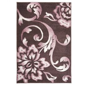 tapis moderne violet fragrance flair rugs