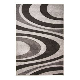 tapis moderne gris honesty flair rugs