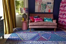 tapis palais bluebellgray - avalnico