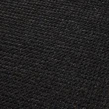tapis en laine marron foncé raga home spirit