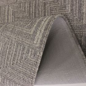 tapis moderne gris flair rugs pinnacle