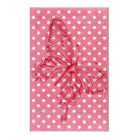 tapis enfant kids arte espina papillon