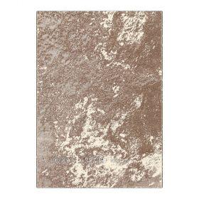 tapis marron moderne moon arte espina