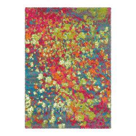 tapis clash multicolore arte espina