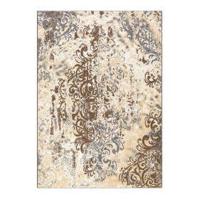 tapis beige et marron petit palais arte espina