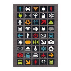 tapis enfant kids arte espina icone