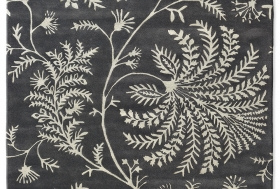 tapis mapperton graphite sanderson - avalnico