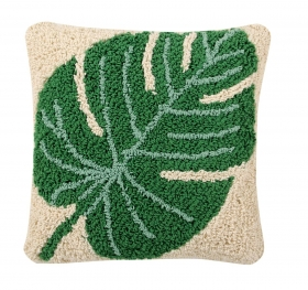 coussin monstera - lorena canals