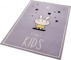 tapis enfant conny gris smart kids