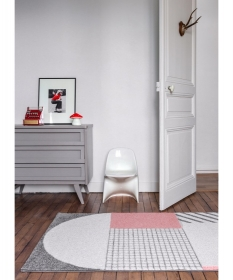 tapis enfant coral - art for kids