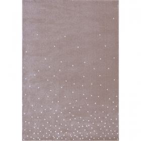 tapis confettis rose- art for kids