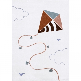 tapis cerf volant - art for kids