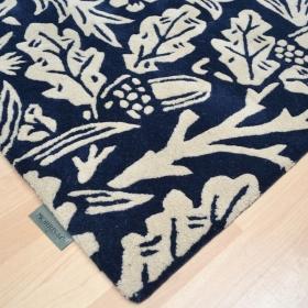 tapis oak indigo morris&co - avalnico