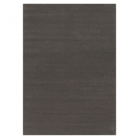 tapis flax en laine et lin anthracite angelo