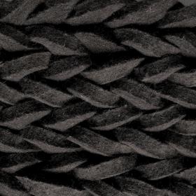 tapis en laine highland marron angelo tissé main