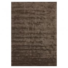 tapis bamboo fibres de bambou marron - angelo