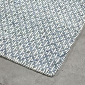 tapis moderne mic-mac angelo bleu