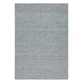 tapis moderne mic-mac bleu angelo