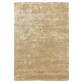 tapis en viscose annapurna beige angelo tufté main