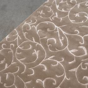 tapis en laine beige sydney angelo