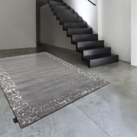 tapis angelo sydney gris foncé