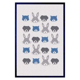 tapis enfant little friends art for kids