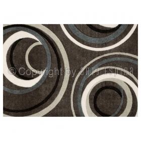 tapis marron arte espina urban