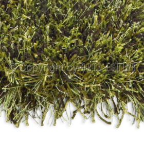 tapis vert shaggy beat arte espina tufté main