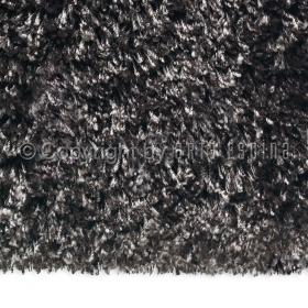 tapis soul anthracite arte espina shaggy