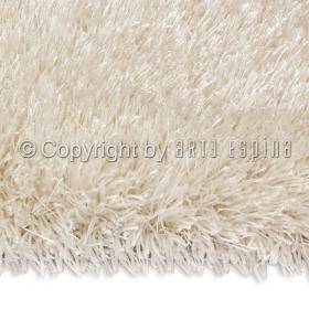 tapis shaggy arte espina swing crème