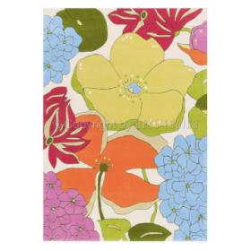 tapis bloom vert arte espina
