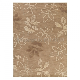 tapis floral beige arte espina floriade