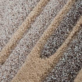 tapis beige et gris arte espina needlecraft