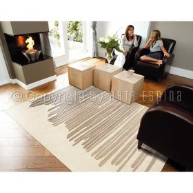 tapis beige needlecraft arte espina
