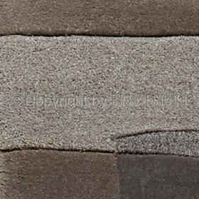 tapis topan couleur olive arte espina tufté main