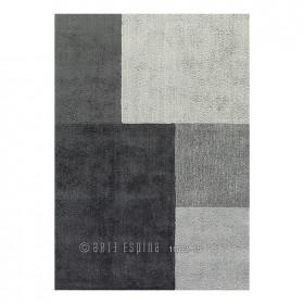 tapis square dance gris arte espina