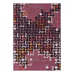 tapis laine granada fuchsia arte espina
