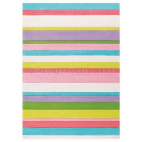 tapis arte espina multicolore splash