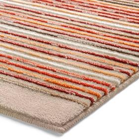 tapis de bain cool stripes beige esprit home