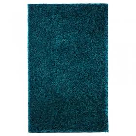 Tapis de bain cool stripes turquoise esprit home 55x65 - Tapis salon bleu turquoise ...