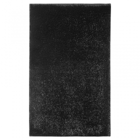 tapis de bain chill! noir esprit home