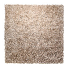 tapis cool glamour beige shaggy esprit home