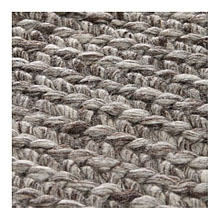 tapis en laine gris chiné bloom home spirit
