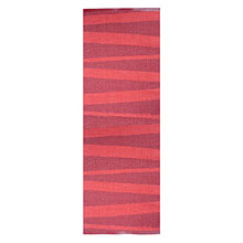 tapis de couloir zébré rouge sofie sjostrom design are
