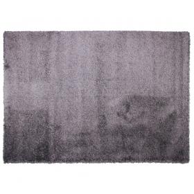 tapis shaggy fait main gris brooklyn