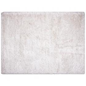 tapis à poils longs lea crème