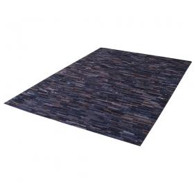 tapis loft chocolat