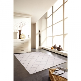 tapis moderne perfect beige