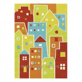 tapis enfant glowy maison arte espina
